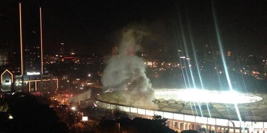 Vodafone Arena yanındaki patlamada 38 şehit, 155 yaralı!