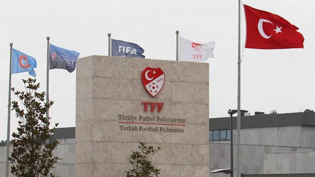 TFF'den liglerin geleceğiyle ilgili açıklama!