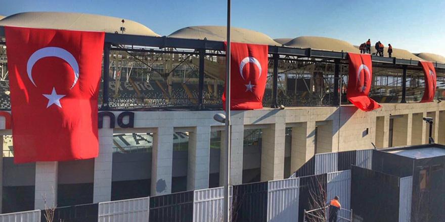 Bursaspor taraftarı Vodafone Arena önünde toplanacak