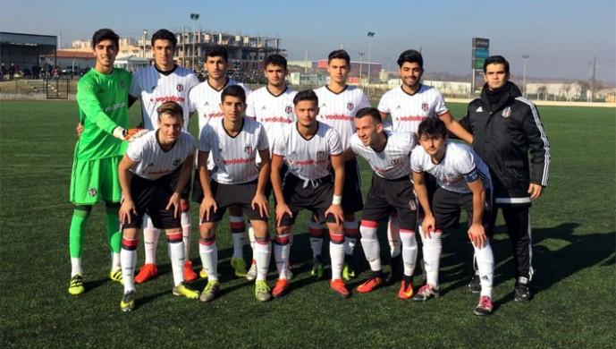 İnegölspor:2 Beşiktaş:2 (U-19)