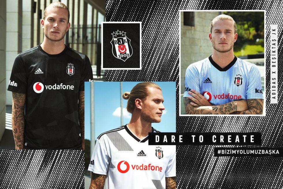Beşiktaş'ın 2019-2020 sezonu formaları satışa çıkıyor