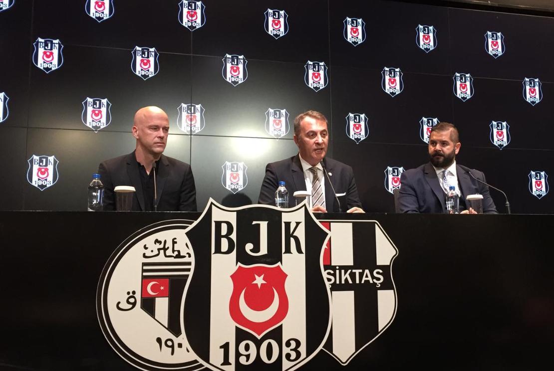 Beşiktaş'ta altyapı için iş birliği