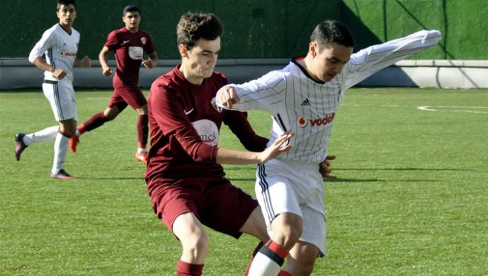 Beşiktaş:0 İnegölspor:1 (U-16)