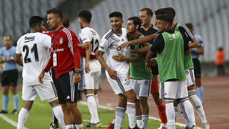 Beşiktaş'ın gençlerinde hayat var!