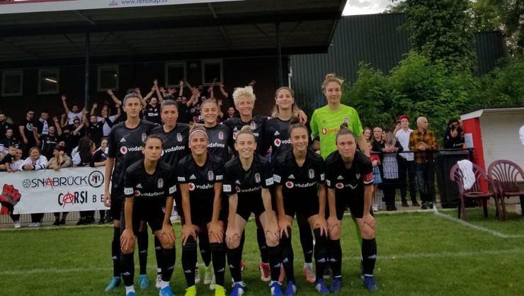 Beşiktaş Kadın Futbol Takımı'nın rakibi Alashkert