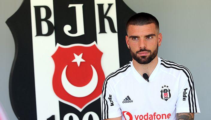 """Pedro Rebocho'dan özel açıklamalar: """"Beşiktaş, Avrupa'da tanınan bir kulüp"""""""