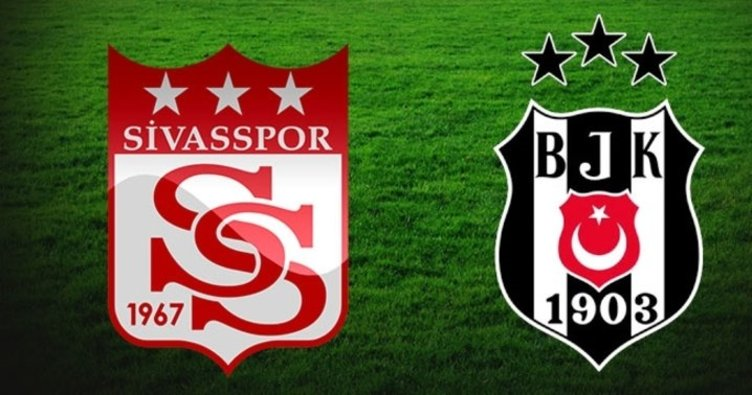 (ÖZET) Sivasspor - Beşiktaş maç özeti (3-0)