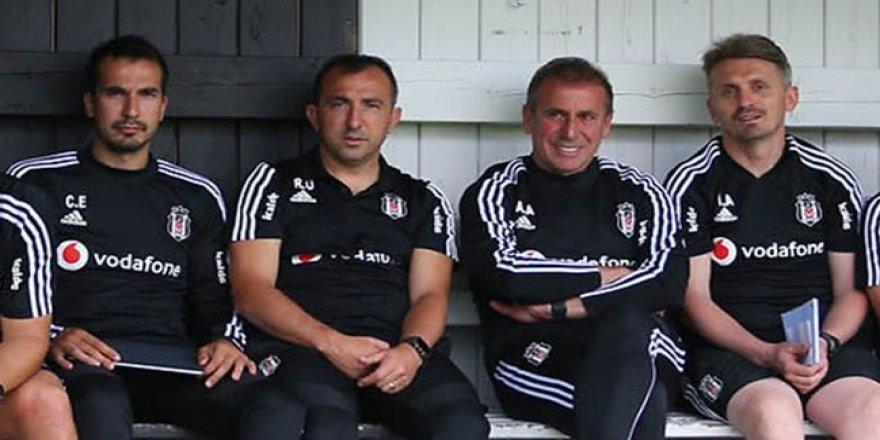 Orhan Ak Beşiktaş'tan istifa etti! Yazılı açıklama yaptı