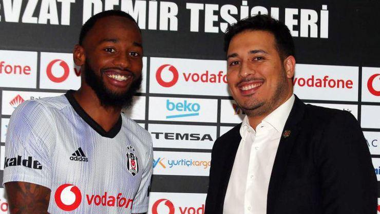 Beşiktaş yeni transferi açıkladı