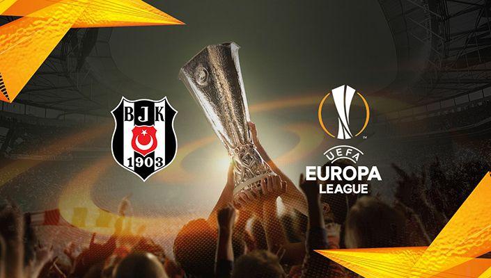 Beşiktaş'ta 2 oyuncu UEFA listesine giremedi