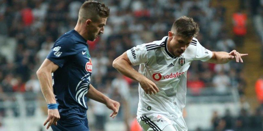 Beşiktaş Teknik Direktörü Abdullah Avcı, Dorukhan'ın Kevin De Bruyne'yi örnek almasını istedi.