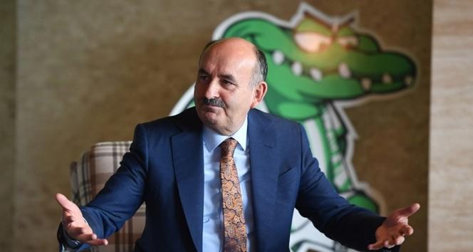 Bakan'dan Bursaspor-Beşiktaş açıklaması
