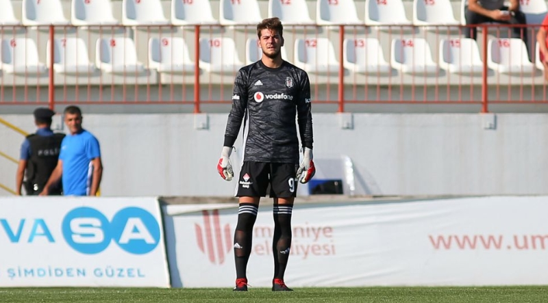 Ümraniyespor Beşiktaş'ın genç kalecisi Utku Yuvakuran'ı istiyor