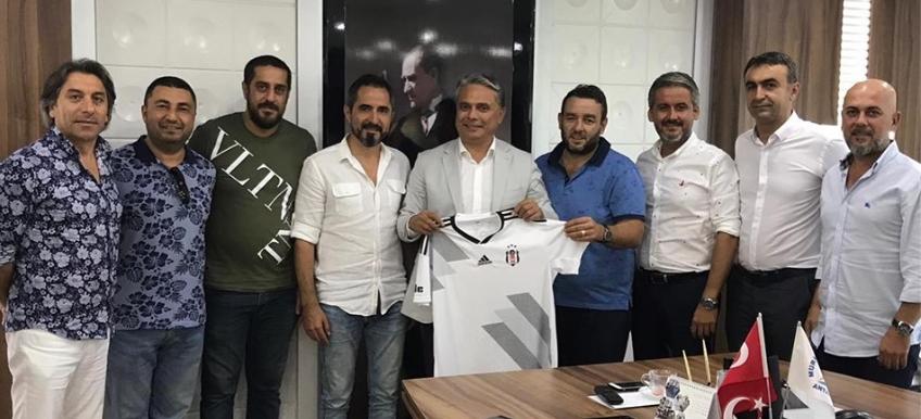 Antalya Beşiktaşlılar Derneği'nden alkışlanacak hareket