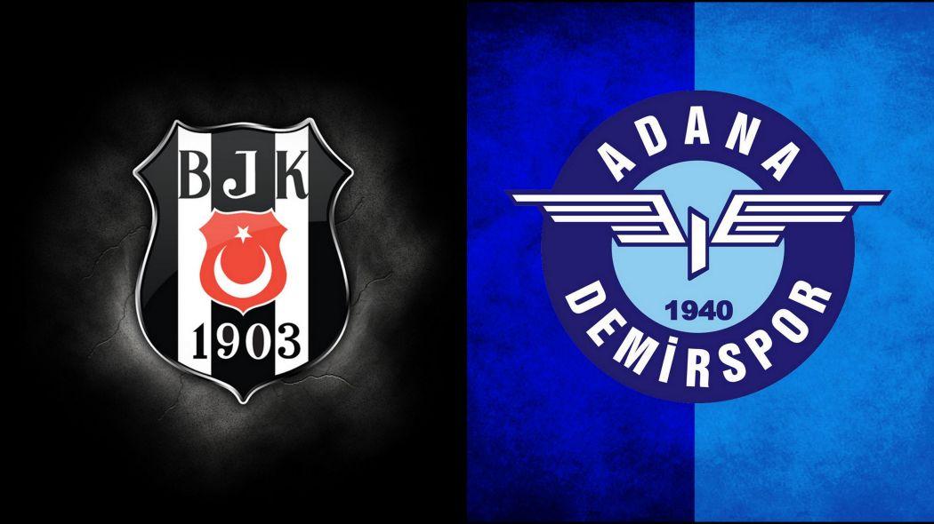 Beşiktaş, Adanademirspor'la hazırlık maçı yapacak
