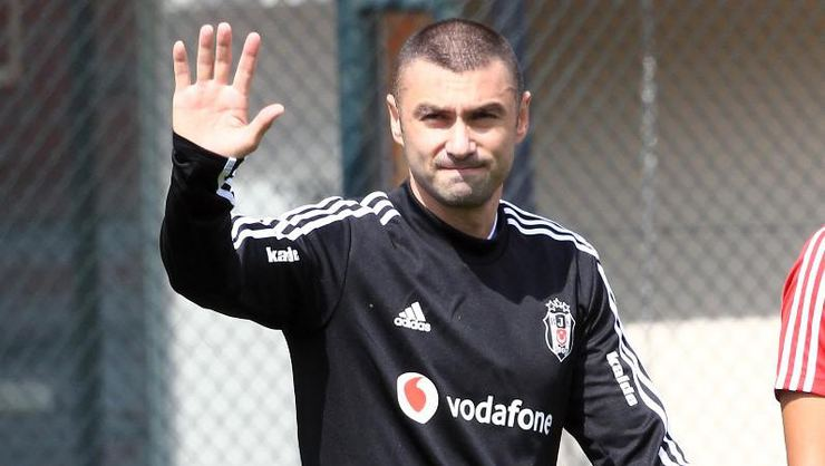 """Burak Yılmaz'dan Abdullah Avcı'ya: """"Oynat beni hocam!"""""""