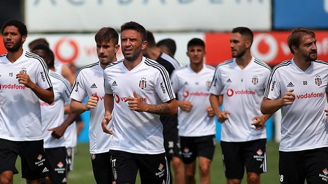 Beşiktaş'ın Bratislava kadrosu açıklandı