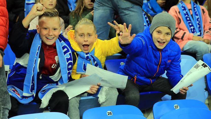 Slovan Bratislava - Beşiktaş maçında çocuklar için UEFA izni