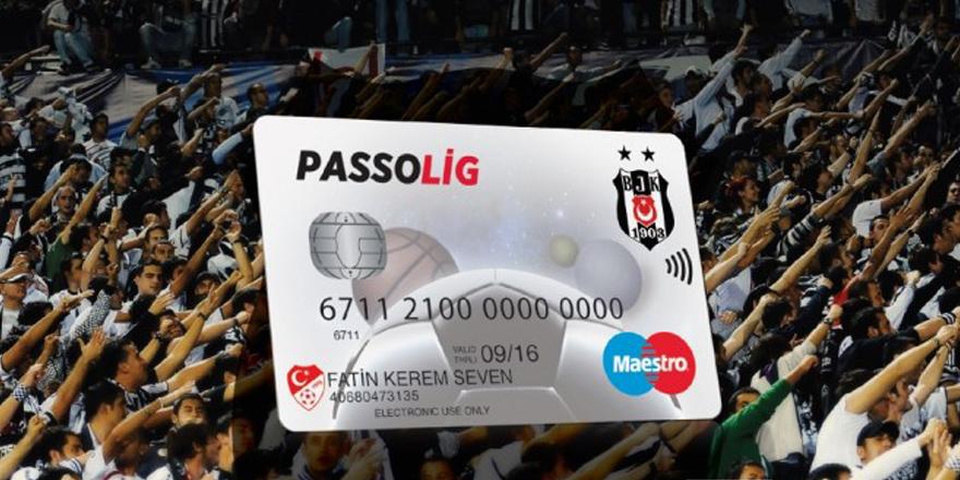 Passolig satışında Beşiktaş'ın son durumu