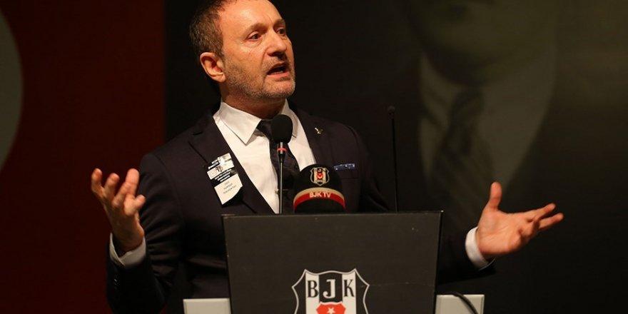 """İlk aday Hürser Tekinoktay'dan yeni açıklama! """"Kimse istediği zaman Beşiktaş'tan kaçıp gidemez"""""""