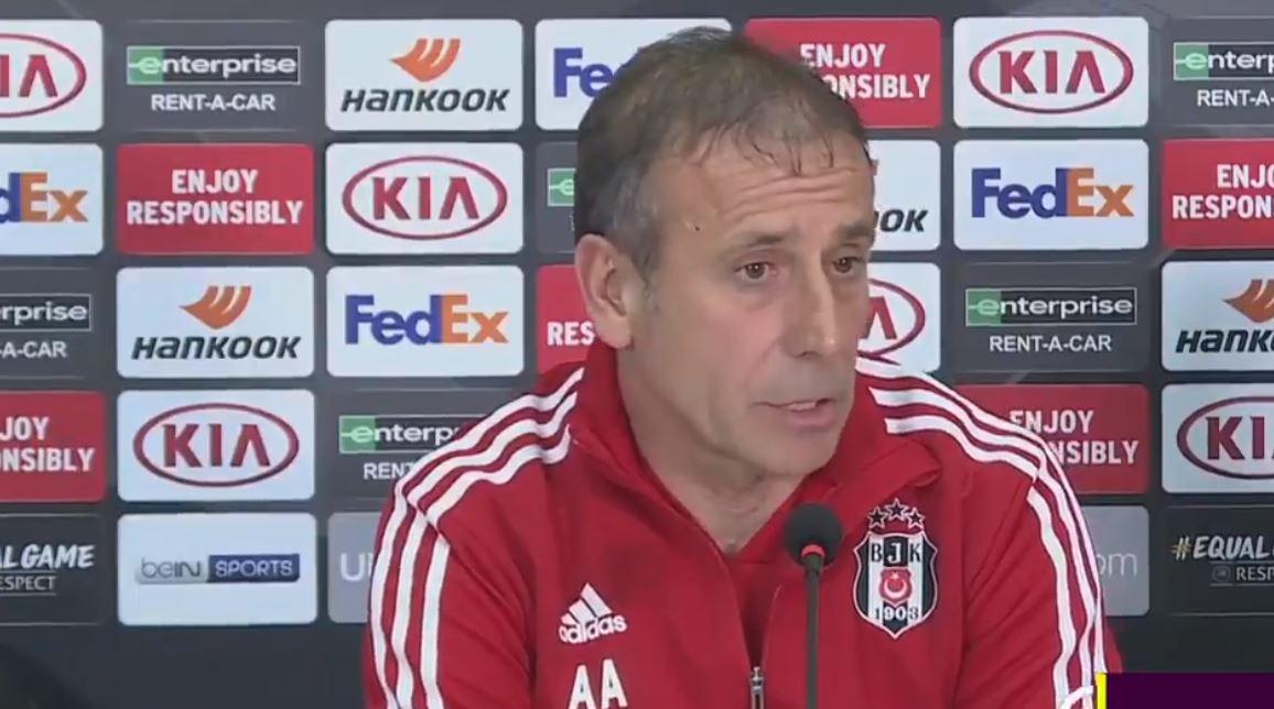"""Abdullah Avcı basın toplantısında konuştu: """"14 tane gol olmaz. Hepimiz sorguluyoruz"""""""