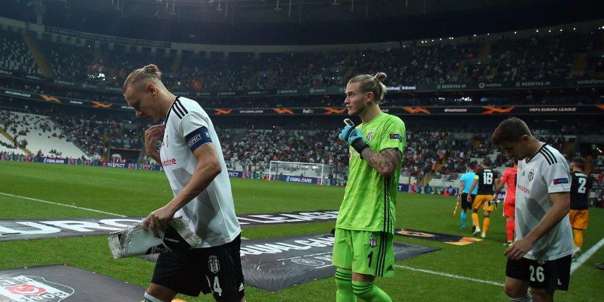Beşiktaş'ta pas var, sonuç yok