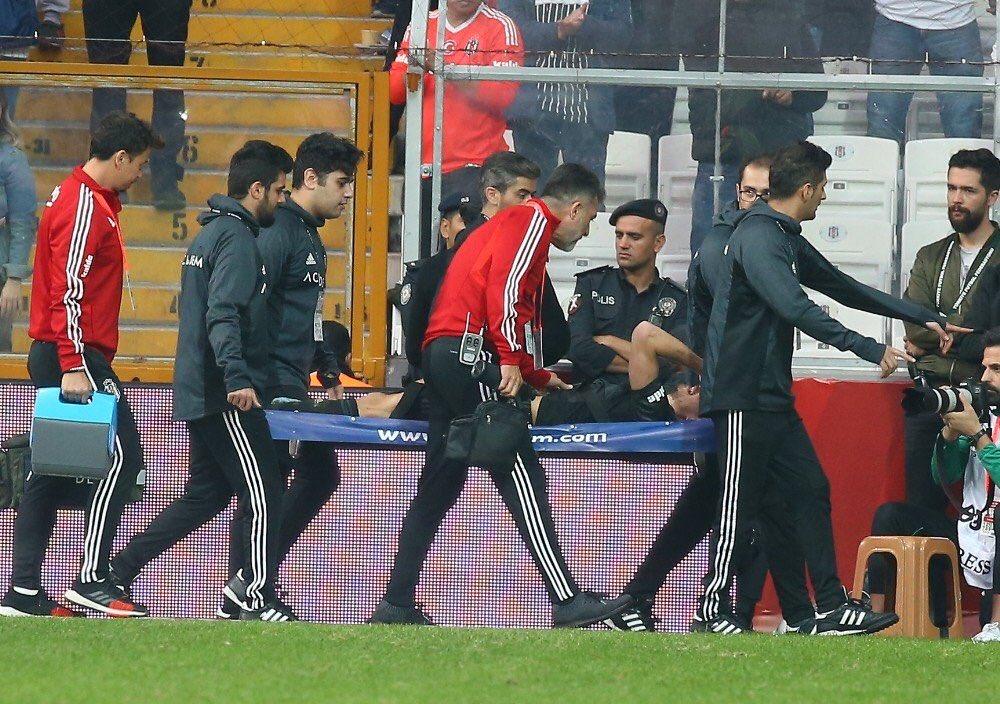 Beşiktaş ve Abdullah Avcı'nın sakatlık kâbusu!