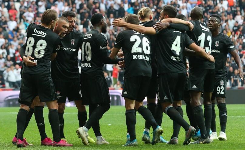 Beşiktaş'ın kadrosu açıklandı! 4 eksik