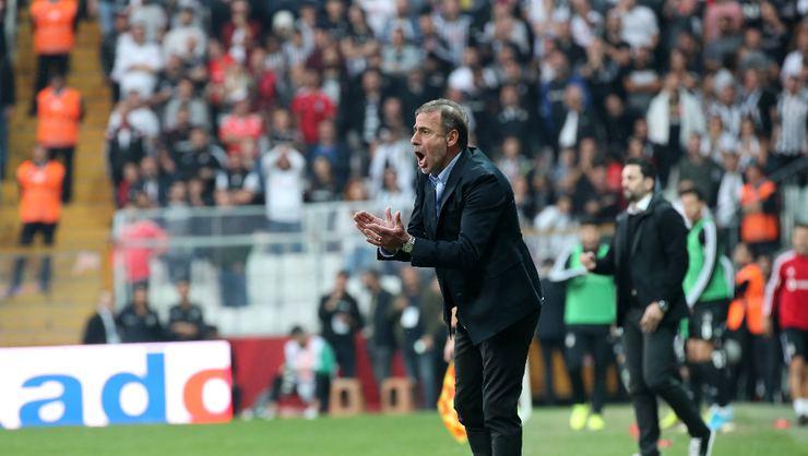 """""""Kulüp başkanı değişirse değişsin Abdullah Avcı Beşiktaş'la anlaşmıştır"""""""