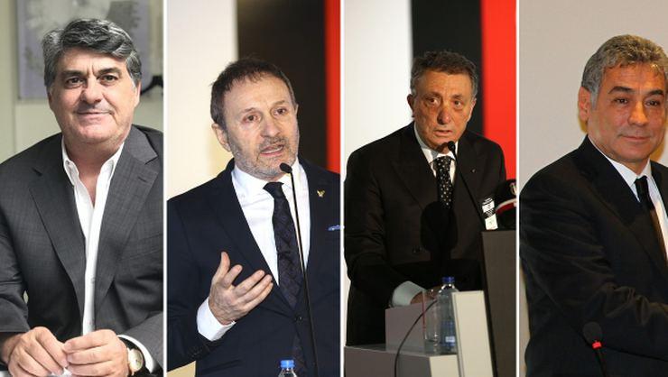 Beşiktaş'ta 4 adayın da ortak projesi
