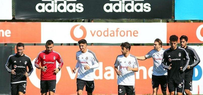 Beşiktaş'ta futbolculara stres kontrolü!