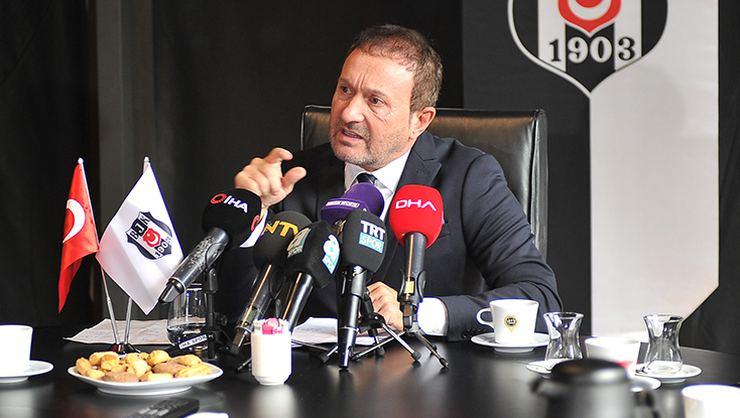 """Hürser Tekinoktay: """"Beşiktaş'ı çok üzdüler"""""""