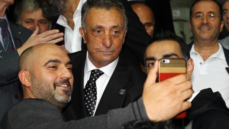 Ahmet Nur Çebi'den Beşiktaş taraftarına ilk mesaj