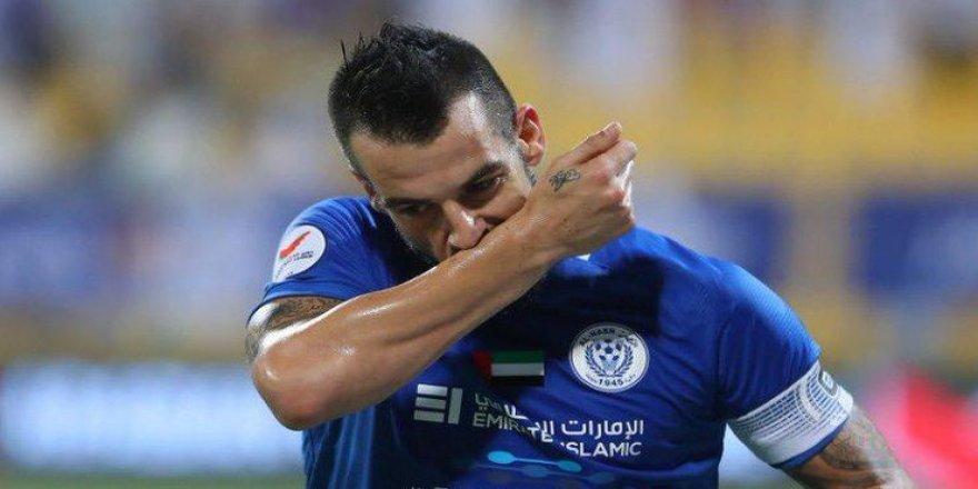 """Alvaro Negredo'dan transfer açıklaması: """"Geri dönebilirim"""""""