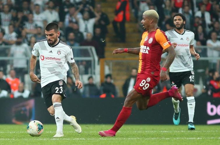 Beşiktaş'ta Pedro Rebocho ön planda