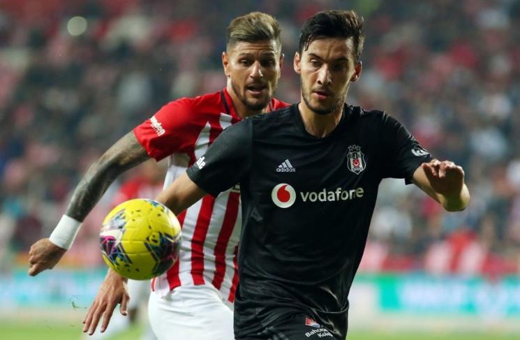 Teknik direktör Umut, şampiyon Beşiktaş!