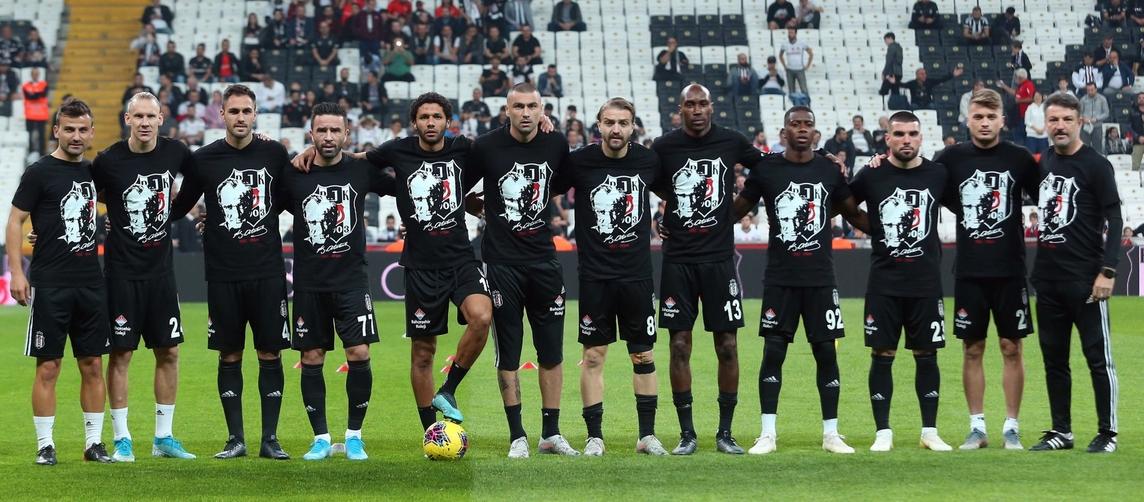 Beşiktaş - Denizlispor maçında ilk 11'ler