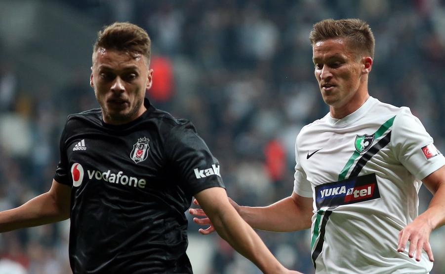 Beşiktaş'ta Adem Ljajic'le özel görüşme!