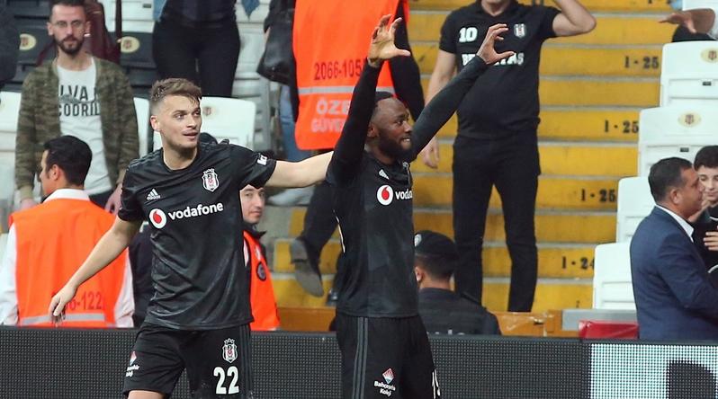Beşiktaş, artı averaja geçti