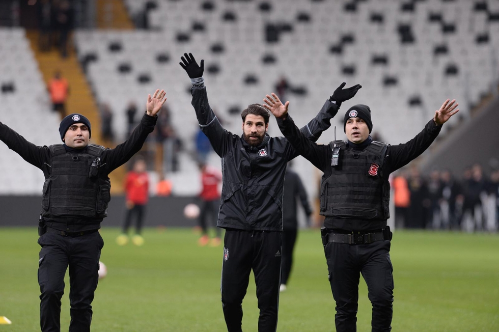 Kayserispor maçında sürpriz sol bek