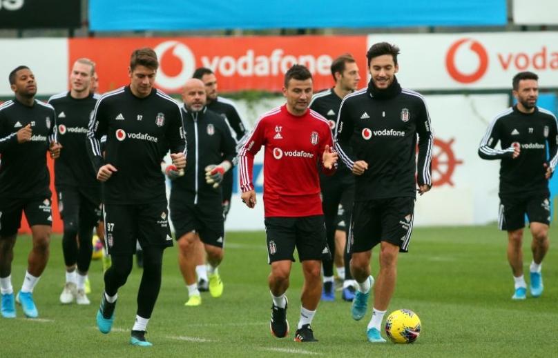 Beşiktaş'ta 4 eksik!