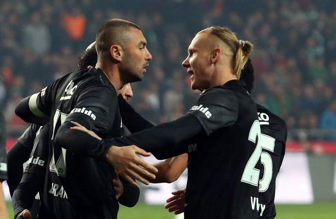 Beşiktaş'tan Trabzonspor'a özel önlem
