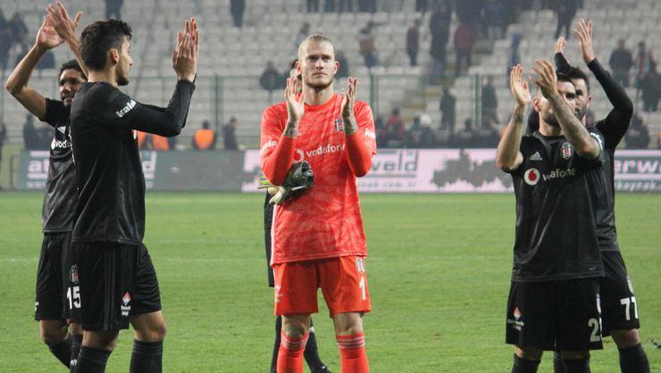 Zirvede Beşiktaş var! Tüm rakiplerini solladı