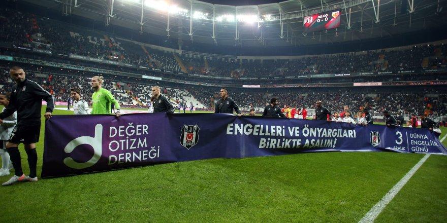 Beşiktaş'ı yalnız bırakmadılar