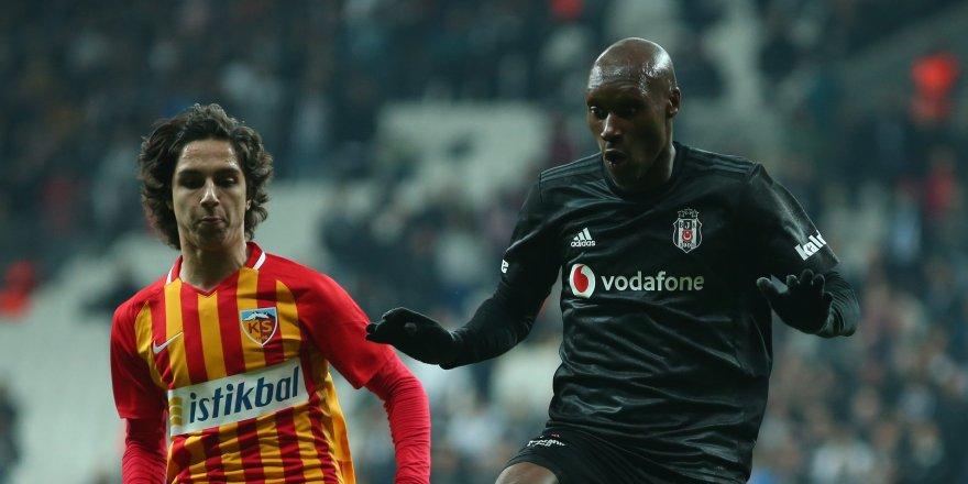 """Atiba: """"Beşiktaş için elimden gelen ne varsa yapmaya çalışıyorum"""""""