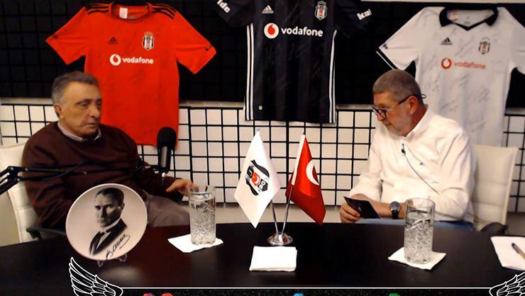"""Ahmet Nur Çebi açıkladı: """"UEFA'dan men gelecek!"""""""