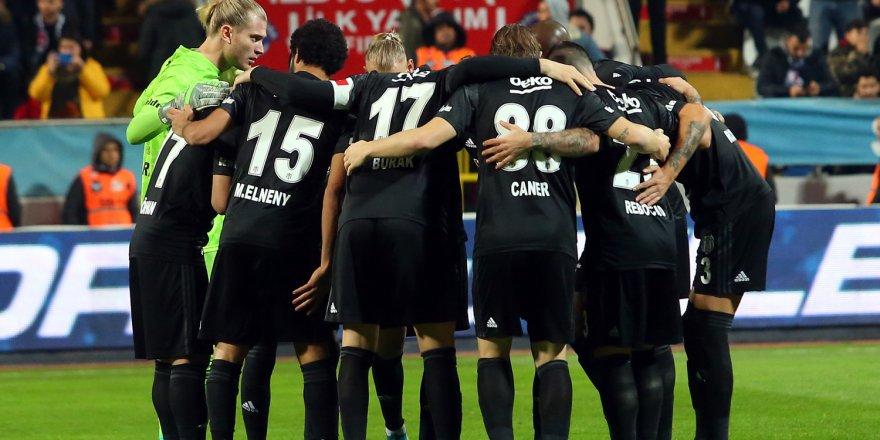 Beşiktaş 6'da 6 yaptı! 8 maçtır yenilmiyor