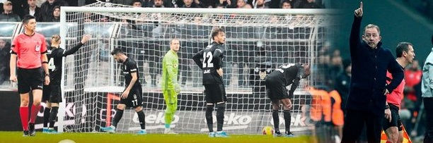Beşiktaş'ın itirazı var!