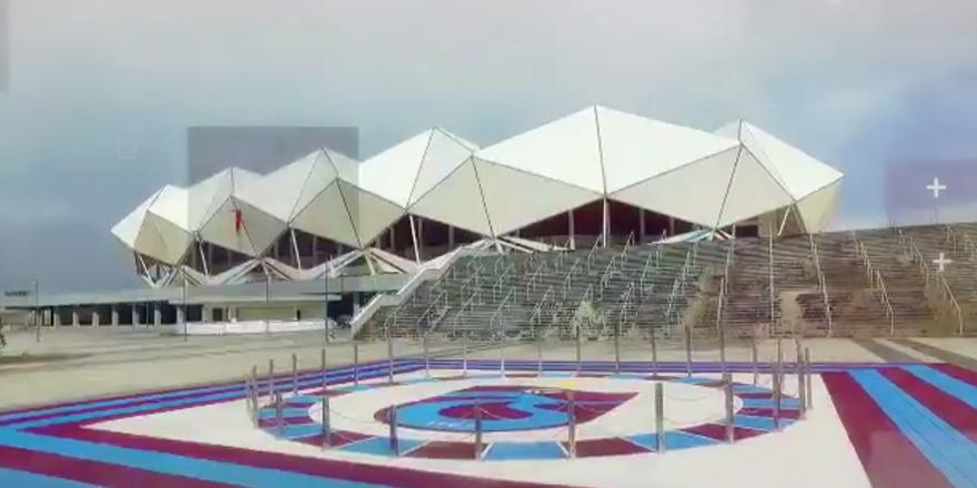 Erdoğan istedi, stada Şenol Güneş'in adı verildi