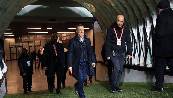 """Ahmet Nur Çebi'den Sergen Yalçın açıklaması: """"Evladımızla yürüyeceğiz"""""""